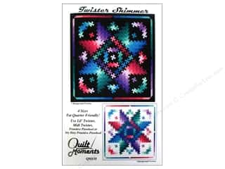 Quilt Moments Jelly Roll Patterns: Quilt Moments Twister Shimmer Pattern