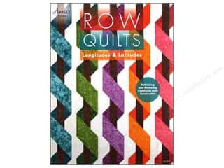 Quilting Books & Patterns: Annie's Row Quilts Book