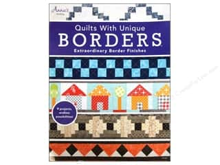 Unique Papers: Annie's Quilts With Unique Borders Book