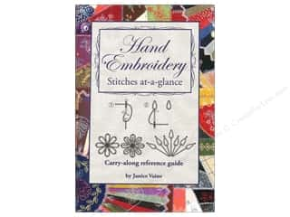 needlework book: Landauer Hand Embroidery Book