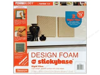 Fairfield Foam Design Rigid 12x12x.5 2pc