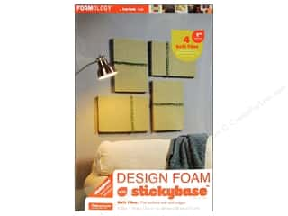 Fairfield Foam Design 12x18x1 4pc
