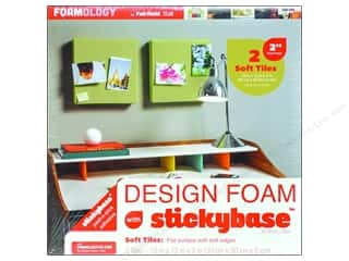 Fairfield Foam Design 12x12x2 2pc