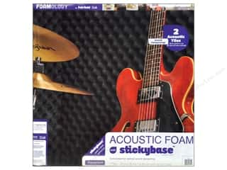 Fairfield Foam Acoustic 24x24x1 2pc
