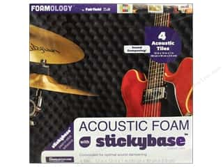 Fairfield Foam Acoustic 12x12x1 4pc
