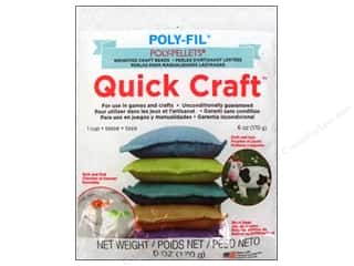 Doll Making $4 - $6: Fairfield Filler Poly Pellets 6oz