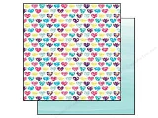 Echo Park Paper 12x12 Capture Life Hearts (25 piece)