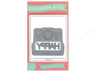 Echo Park Designer Dies Camera & Happy