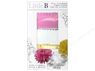 Little B Pull Flower Garden Mums