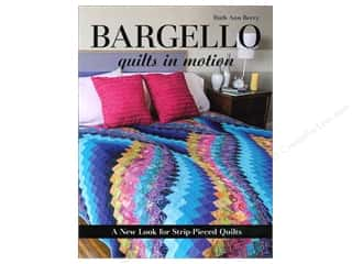 C&T Publishing Fabric Painting & Dying: C&T Publishing Bargello Quilts In Motion Book by Ruth Ann Berry