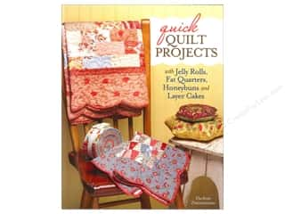 Krause Publications Quilting: Krause Publications Quick Quilt Projects Book