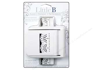 Little B, Inc Spring: Little B Paper Punch Border Large Lace Doily