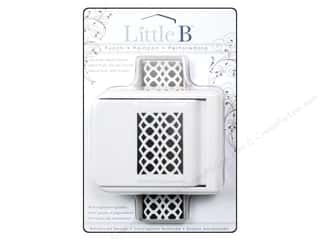 Little B, Inc Spring: Little B Paper Punch Trim Large Honeycomb