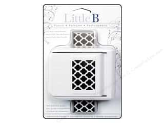 Little B, Inc Spring: Little B Paper Punch Trim Large Moroccan Window