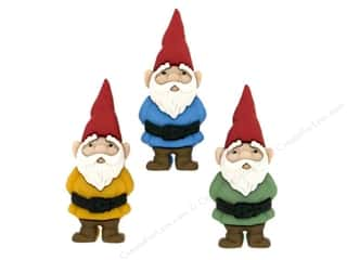 Jesse James Embellishments Garden Gnomes