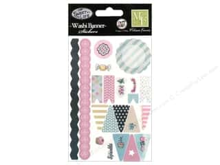 Melissa Frances Sticker Sweet Life Washi Banners