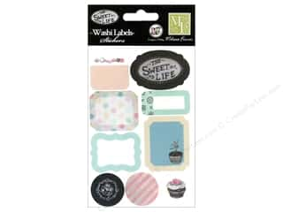 Melissa Frances Frames: Melissa Frances Sticker Sweet Life Washi Labels