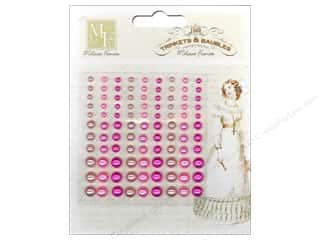 Melissa Frances Sticker Chalk Talk Pearls Pink