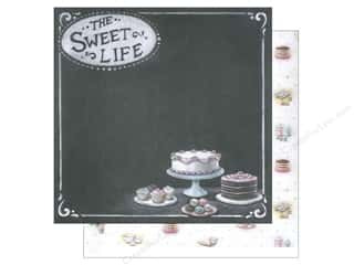 "Celebration Cardstock: Melissa Frances Paper Sweet Life 12""x 12"" Sweet Life (25 pieces)"