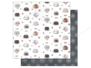 Melissa Frances Paper Sweet Life 12x12 Hooray (25 piece)