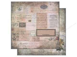 "Melissa Frances Captions: Melissa Frances Paper Glamour & Grunge 12""x 12"" Charmed Moments (25 pieces)"