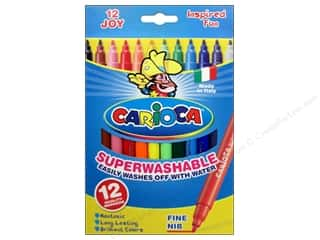 Sale Drawing: Carioca Markers Superwashable Fine Tip