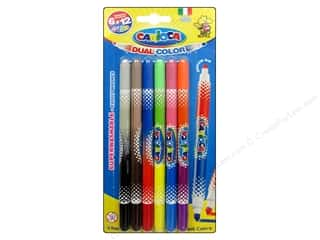 Sale Drawing: Carioca Dual Color Markers Superwashable