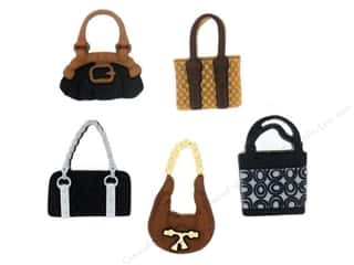 Purses: Jesse James Dress It Up Embellishments Posh Purses