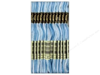 DMC: DMC Six-Strand Embroidery Floss #67 Baby Blue (12 skeins)