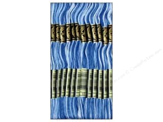 DMC: DMC Six-Strand Embroidery Floss #93 Cornflower Blue (12 skeins)