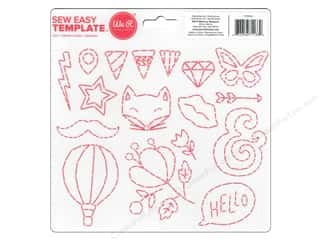 Templates Sewing & Quilting: We R Memory Sew Easy Template Icon