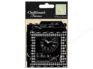 Picture/Photo Frames Scrapbooking & Paper Crafts: Melissa Frances Embellishments Chalk Talk Paper Frame