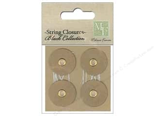 2013 Crafties - Best Adhesive: Melissa Frances Chalk Talk String Closures Kraft