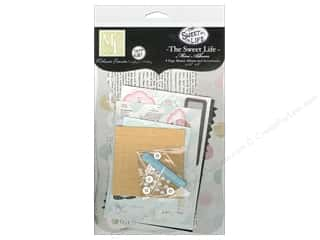 Maxant Button & Supply Maxant Cover Button Kit: Melissa Frances Album Sweet Life Mini Kit