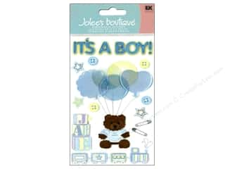 Brothers Size: Jolee's Boutique Stickers Large It's A Boy