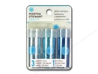 Martha Stewart Crafts: Martha Stewart Glitter Lake 3pk