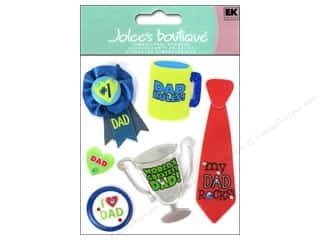 Fathers $4 - $6: Jolee's Boutique Stickers No 1 Dad
