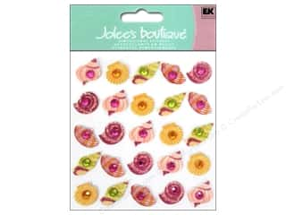 Beach & Nautical EK Jolee's Boutique: Jolee's Boutique Stickers Sea Shell Repeats