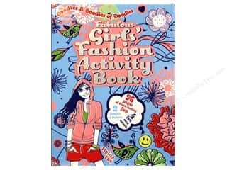 Bendon Publishing $3 - $4: Book House Fabulous Girl's Fashion Activity Book by Victoria England