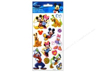 EK Disney Puffy Stickers Mickey & Friends