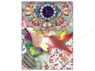 Pads Flowers: Punch Studio Note Pad Brooch Floraculture