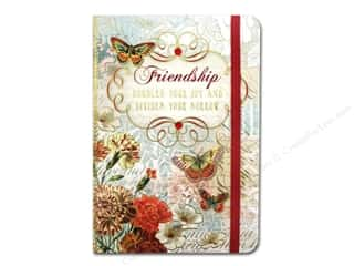 Joy Flowers: Punch Studio Journal Joy Of Friendship