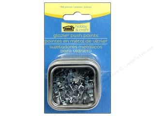Push Pins Clear: MD Metal Tools Glazier Push Points 150pc