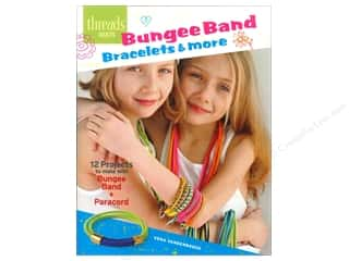 Hot off the Press Beading & Jewelry Books: Taunton Press Threads Select Bungee Band Bracelets & More Book