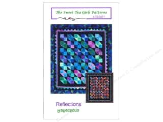 Gingham Girls Quilting Patterns: Sweet Tea Girls Reflections Pattern