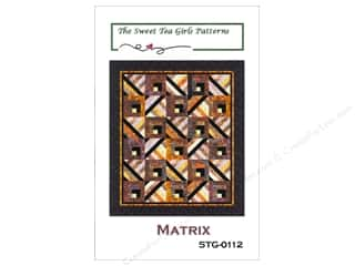 Sew Tea Girls Borders: Sweet Tea Girls Matrix Pattern