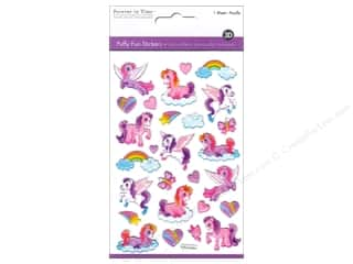 Pets Papers: Multicraft Sticker Puffy My Pet Pony