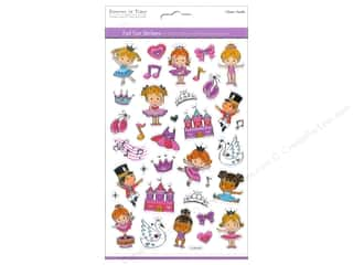 Multicraft Sticker Foil Lil Dancers
