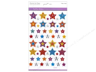 Multi's Embellishment  Yarn $40 - $50: Multicraft Sticker Foil Star Struck