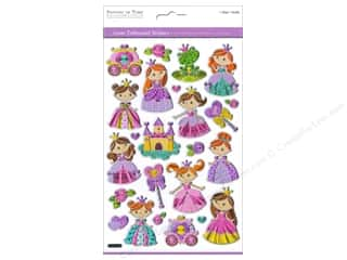 Multi's Embellishment  Yarn Multicraft Sticker: Multicraft Sticker Laser Embossed Enchanted